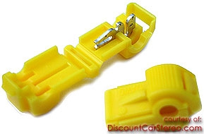 3M TTAPY Quick Slide Self-Stripping Female Connector
