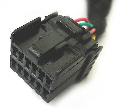 Plug for 2001-02 S-type (to radio)