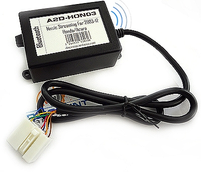 A2D-HON03 Music Streaming Receiver for Select 2003-12 Honda & Acura