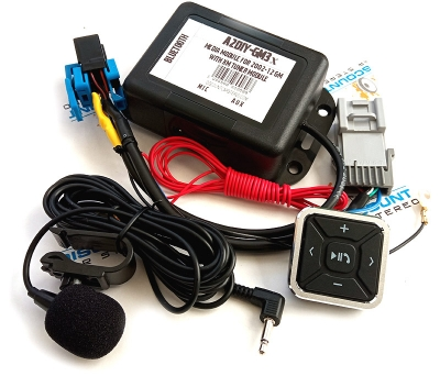 A2DIY-GM3x Bluetooth module for Select 2002-12 GM with XM Tuner Module