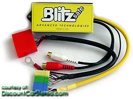 Blitzsafe VW//AUX DMX V.5E Audi UPGRADED!!! Volkswagen VW Aux Input Converter