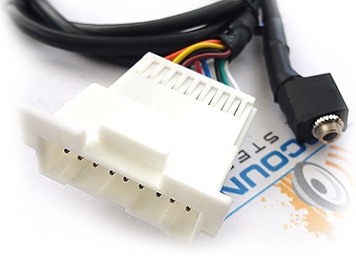 9-pin connector (fit factory plug)