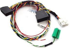 BT-BKR23M Installation harness for Motorola Kits to Becker CDR23/24 Radios