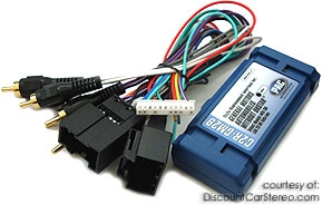 RP4-GM31 Radio Replacement Interface for Select 2006-14 GM LAN