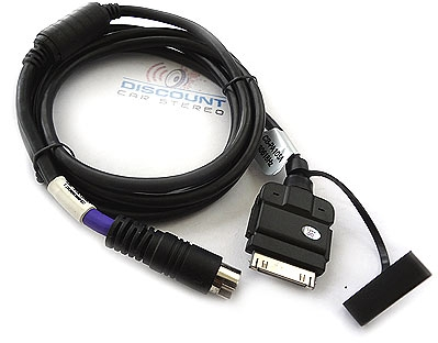 CB-PA105A iPod cable for USASepc PA15 and PA20 Adapters