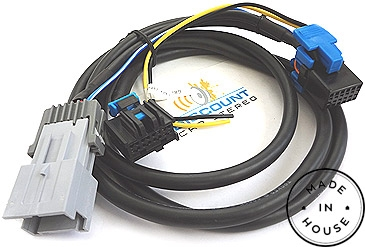 xm tuner installation harness for GM Class-II