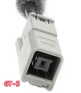 GT5-AVIC GT5 Male to Pioneer AVIC Adapter cable