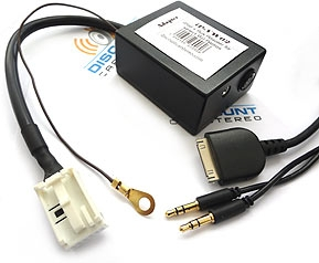iP-VW02 iPod and Aux Adapter for select 2002-09 VW