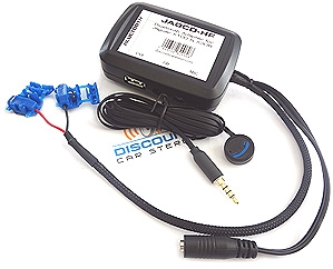 JAG97CD-HF Bluetooth Kit for select 1986-97 Jaguar XK and XJ with CD Changer