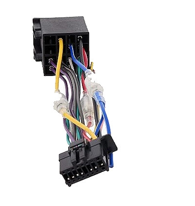 PIO16-ISO Pioneer Radio Quick connect harness for select European Vehicles