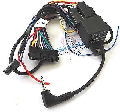 RP5-GM11 Radio Replacement Interface for Select 2000-13 GM Class II Radios