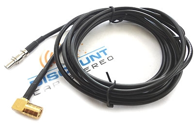 SMB-EXT Male to Female SMB Extension Cable