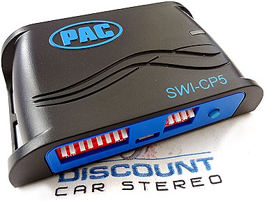 SWI-CP5 Steering Wheel Control Retention interface