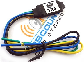 PAC TR-4 Low Voltage Trigger
