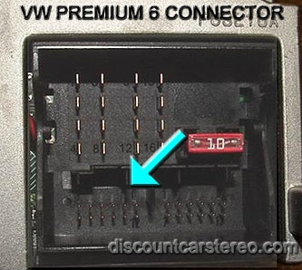 QL80290 12-pin Quadlock kit for Audi, BMW, VW Radios