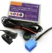 BLU-BKR235 Custom Hands-free and Streaming Audio Kit for Becker AUX Ready Radios