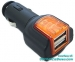 iS42 HubVolt Dual Port USB Car Charger